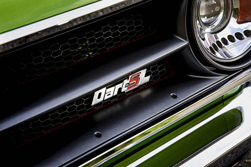 1965 Dodge Dart Big Oak Pro Touring Street Drag Hot Super Car USA -10 wallpaper