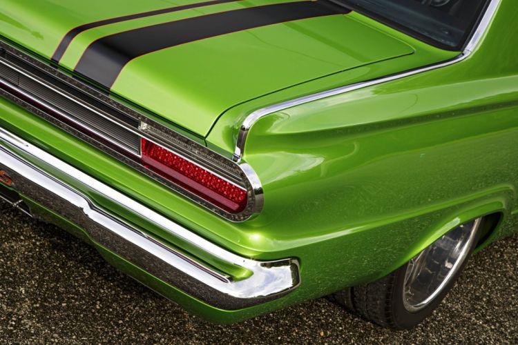 1965 Dodge Dart Big Oak Pro Touring Street Drag Hot Super Car USA -14 wallpaper