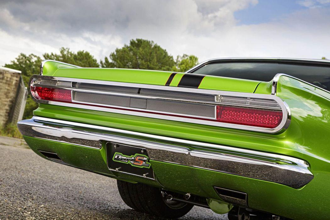 1965 Dodge Dart Big Oak Pro Touring Street Drag Hot Super Car USA -17 wallpaper