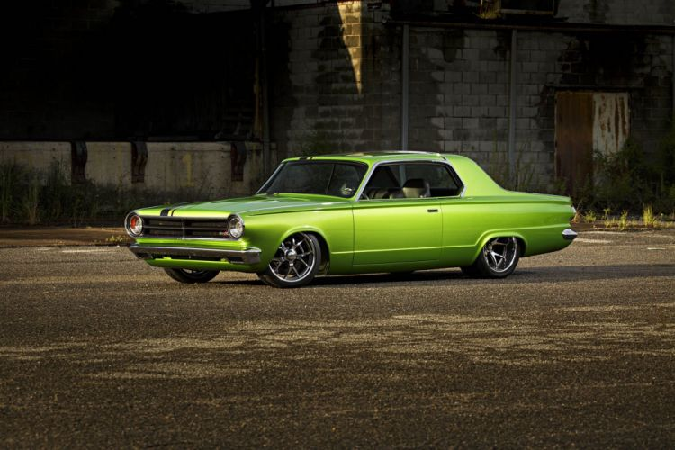 1965 Dodge Dart Big Oak Pro Touring Street Drag Hot Super Car USA -23 wallpaper