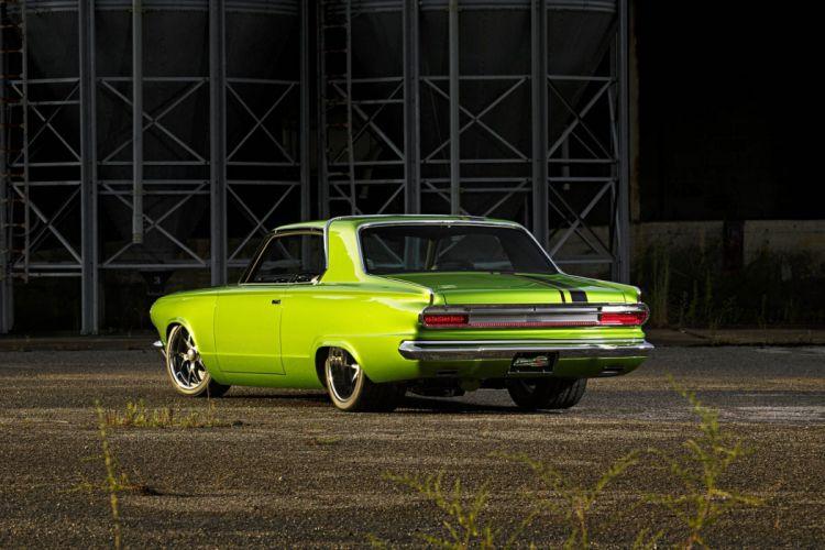 1965 Dodge Dart Big Oak Pro Touring Street Drag Hot Super Car USA -29 wallpaper