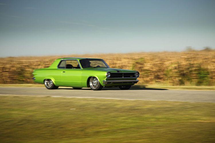 1965 Dodge Dart Big Oak Pro Touring Street Drag Hot Super Car USA -46 wallpaper