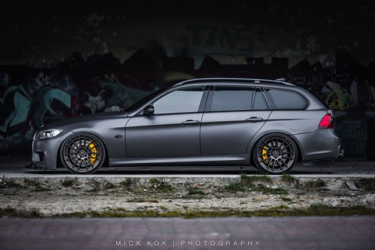 2016 BMW 335i Tuning Benelux cars wagon modified wallpaper