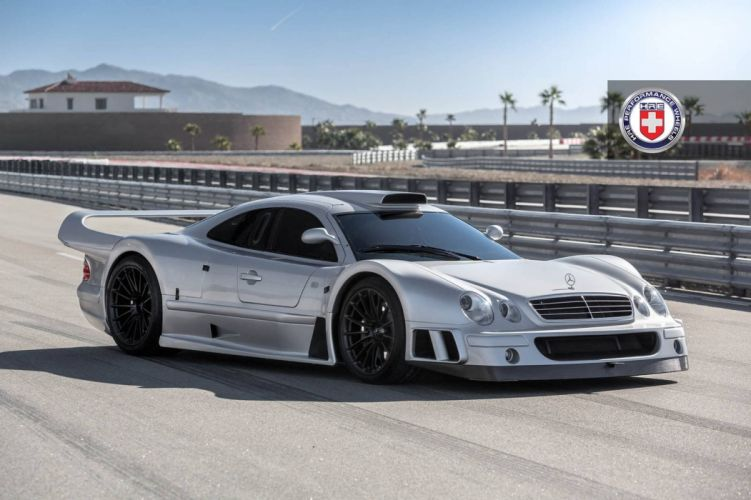 2016 Mercedes Benz CLK GTR HRE Wheels cars wallpaper