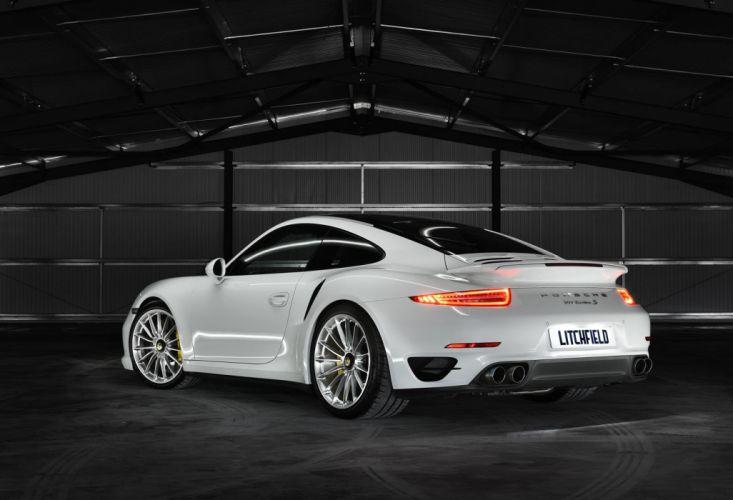 2016 Litchfield Porsche 911 Turbo S cars modified wallpaper