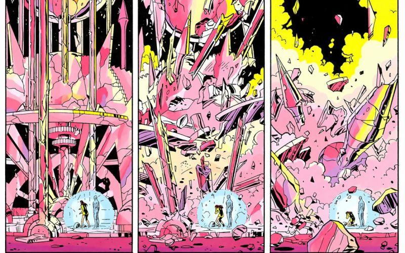 WATCHMEN action sci-fi comics superhero dc-comics poster wallpaper
