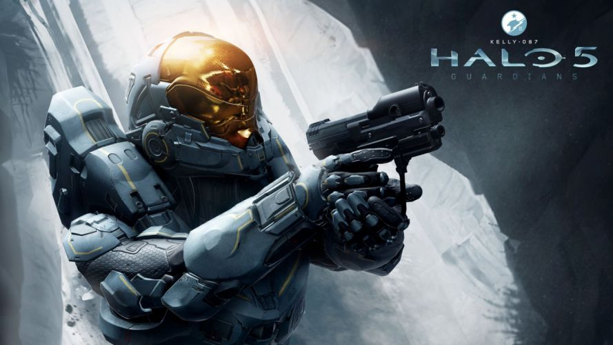 HALO shooter fps action sci-fi warrior futuristic tactical stealth armor poster wallpaper