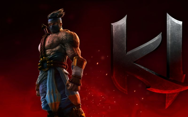 KILLER INSTINCT fighting fantasy action warrior sci-fi arena mmo online poster wallpaper