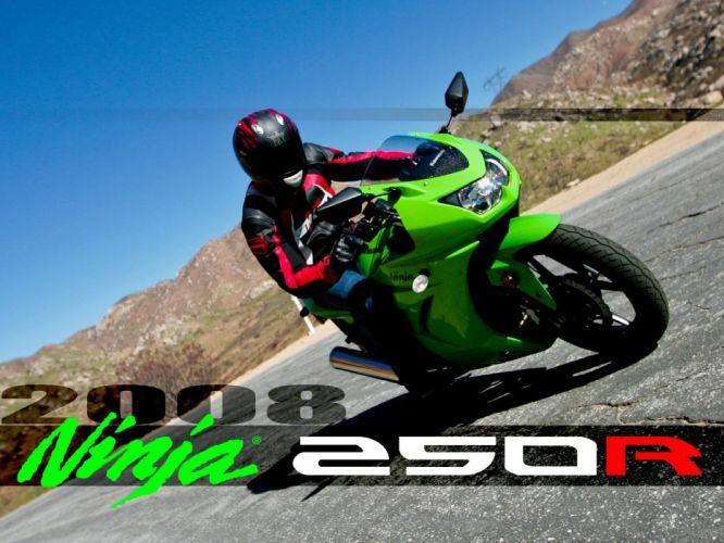 KAWASAKI NINJA superbike bike motorbike motorcycle muscle wallpaper