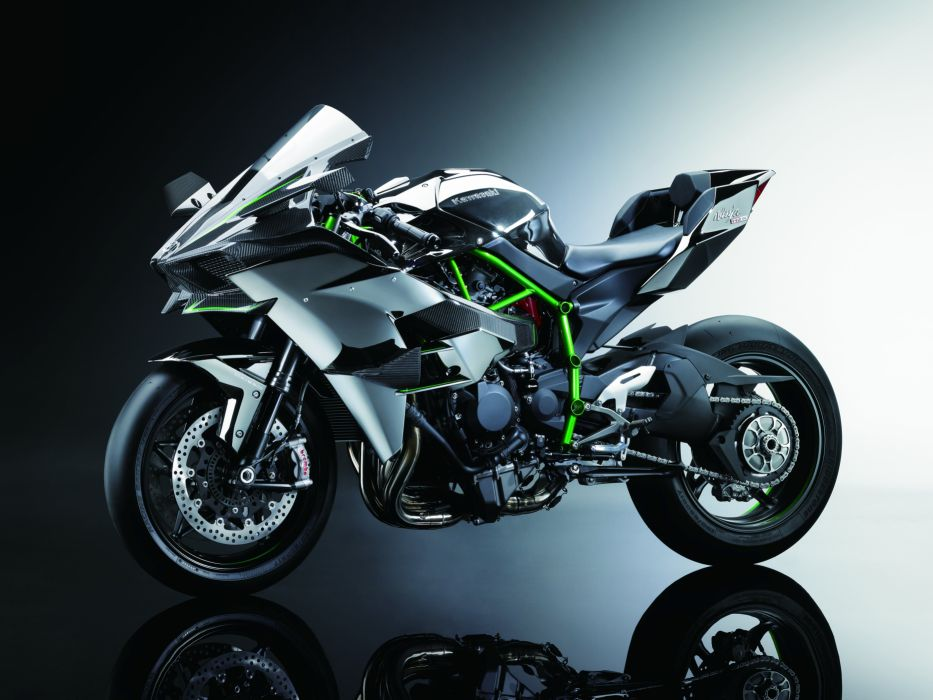KAWASAKI NINJA superbike bike motorbike motorcycle muscle wallpaper