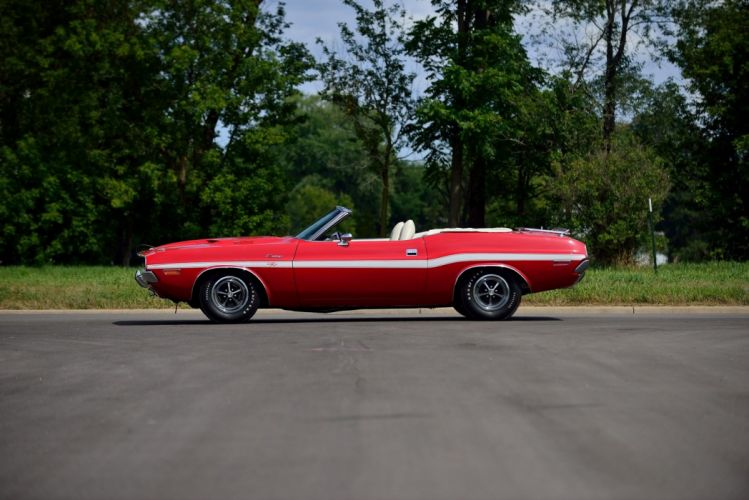 T 440 Six Pack Convertible classic cars muscle wallpaper