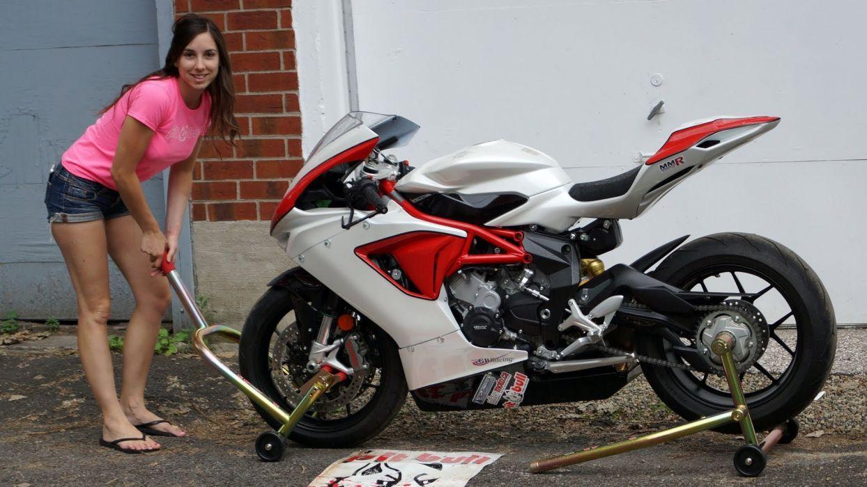 MV AGUSTA superbike bike muscle motorbike motorcycle wallpaper