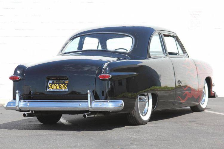 1951 Ford Business Coupe Hotrod Hot Rod Custom Kustom USA 1600x1067-05 wallpaper