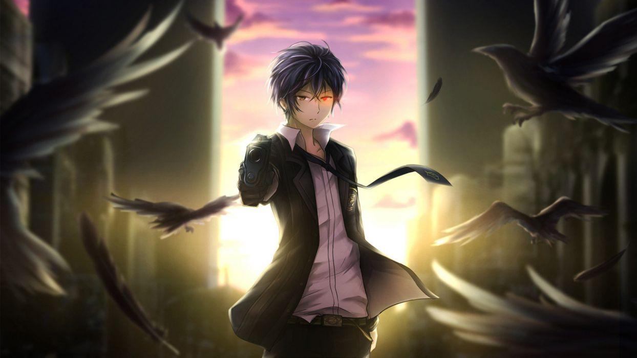 Originals Anime Hero Among Ravens Boy Character Wallpaper
