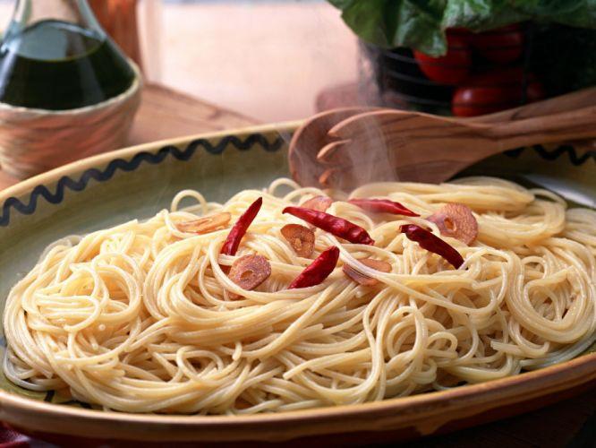 food noodles pasta pepper dinner wallpaper