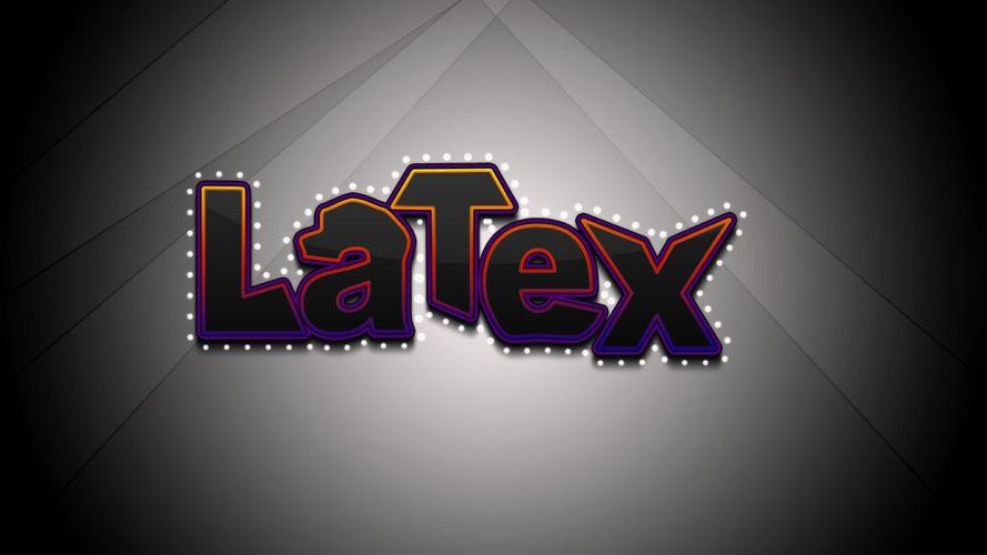 abstracto texto latex wallpaper