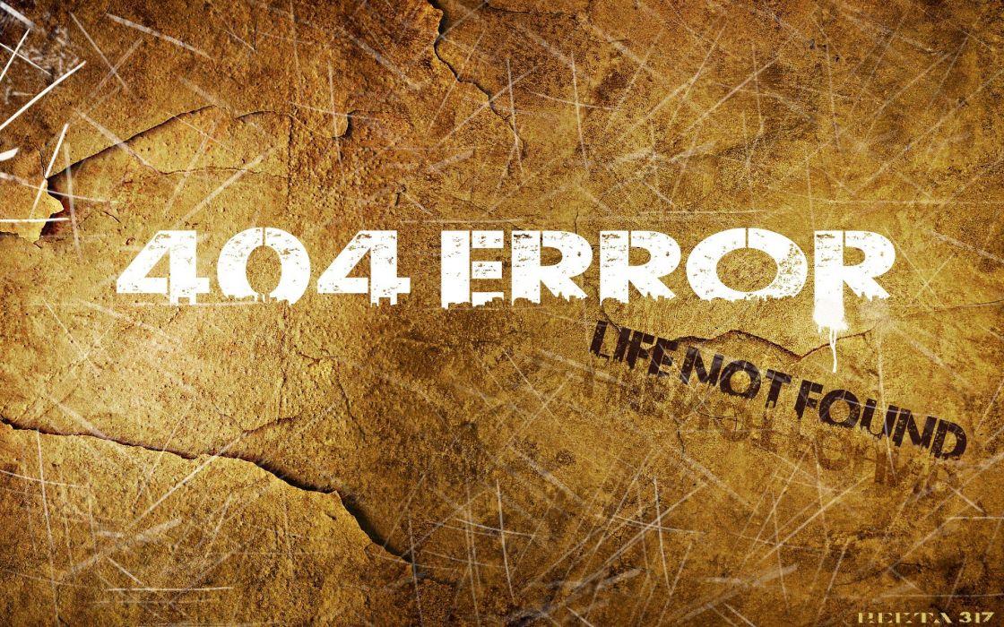 abstracto texto 404 error wallpaper