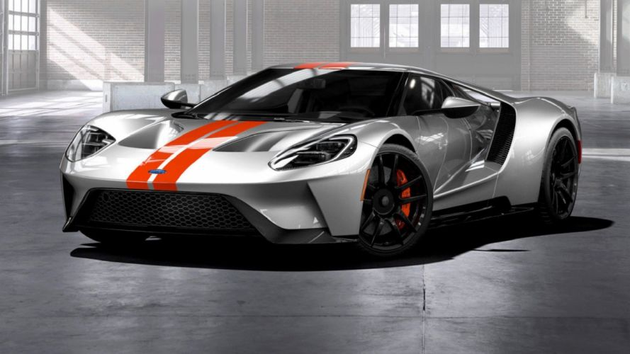 2016 Ford GT cars supercars wallpaper