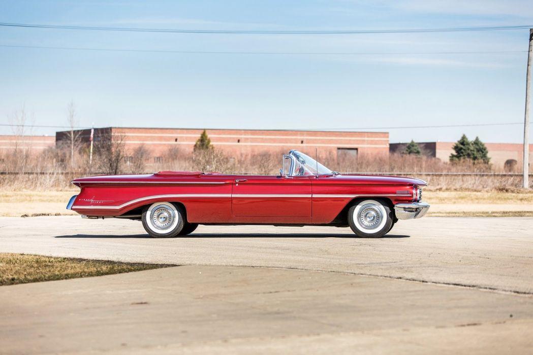 1960 Oldsmobile 98 Convertible cars classic wallpaper
