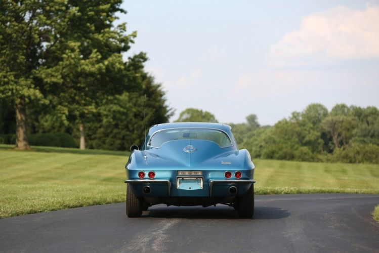 1967 Chevrolet Corvette Sting Ray (C2) cars wallpaper