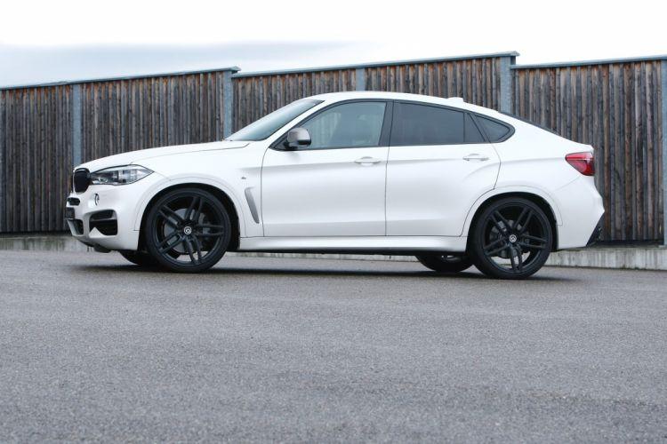 2016 G-Power BMW X6 M50d cars suv modified wallpaper