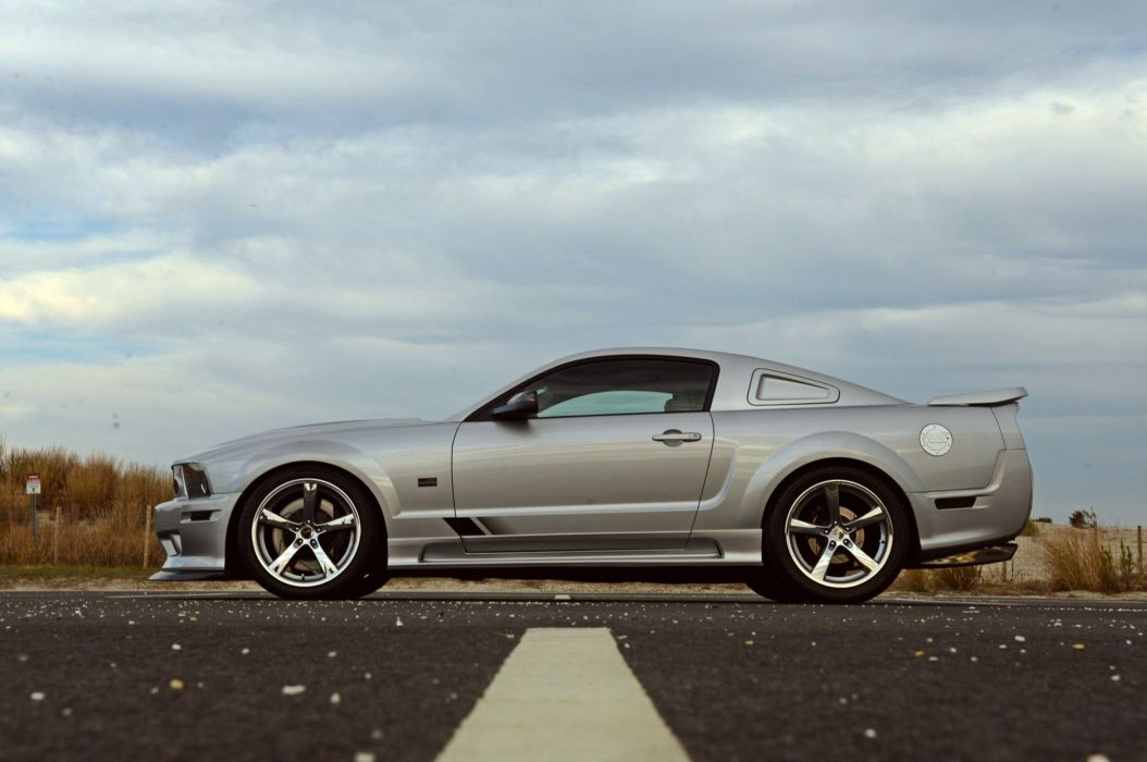 1991 Mustang ford Saleen cars modified wallpaper