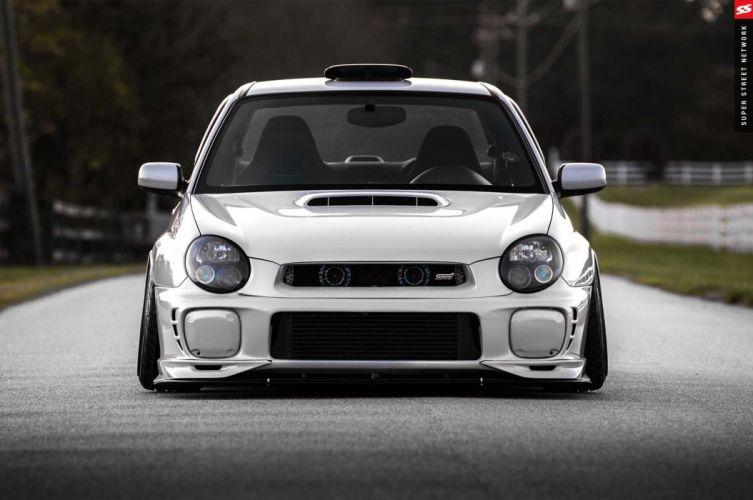 2002 Subaru WRX STI cars modified wallpaper