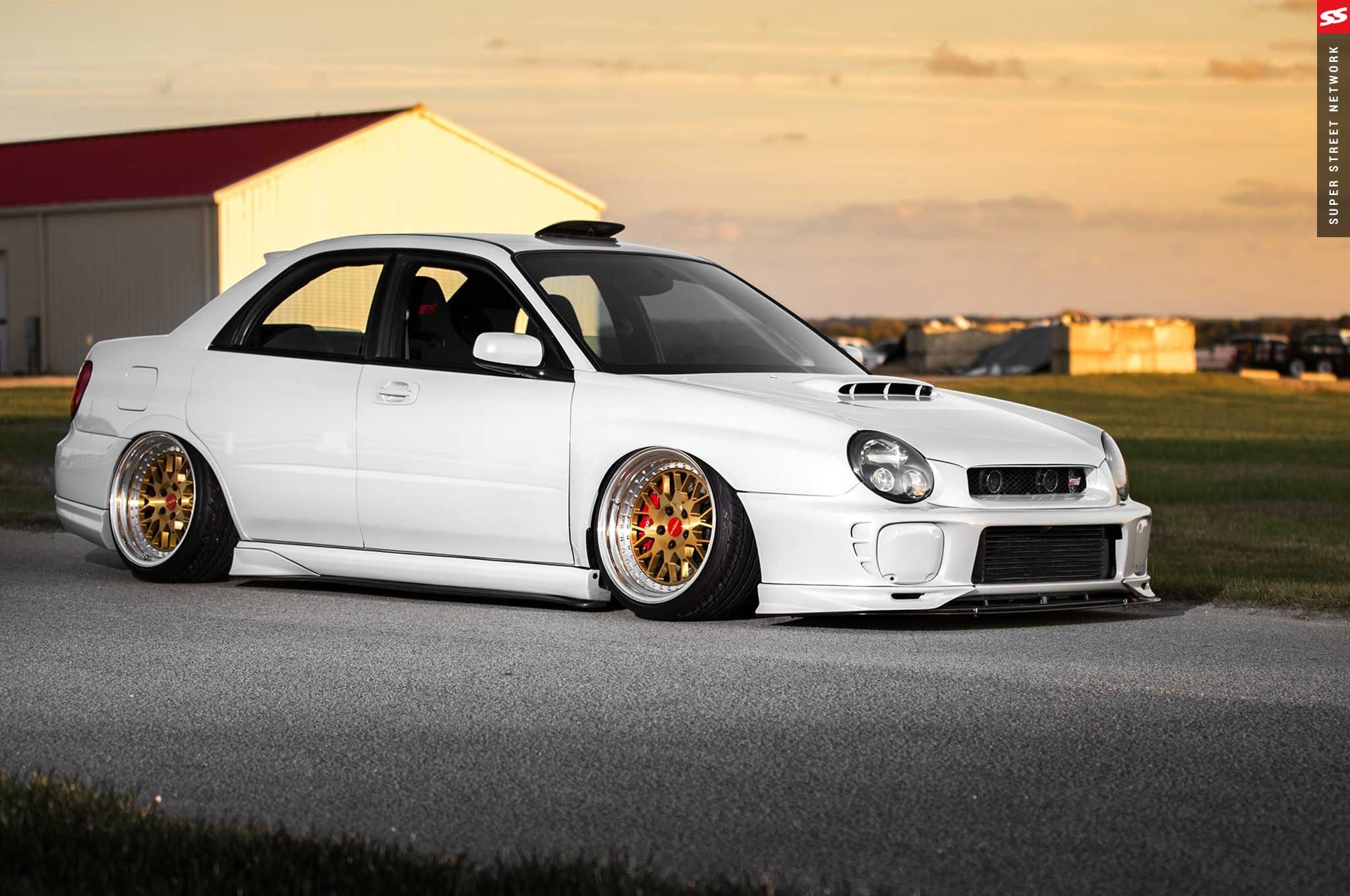 Modified Subaru Sti Wrx >> 2002 Subaru WRX STI cars modified wallpaper | 2048x1360 | 929356 | WallpaperUP
