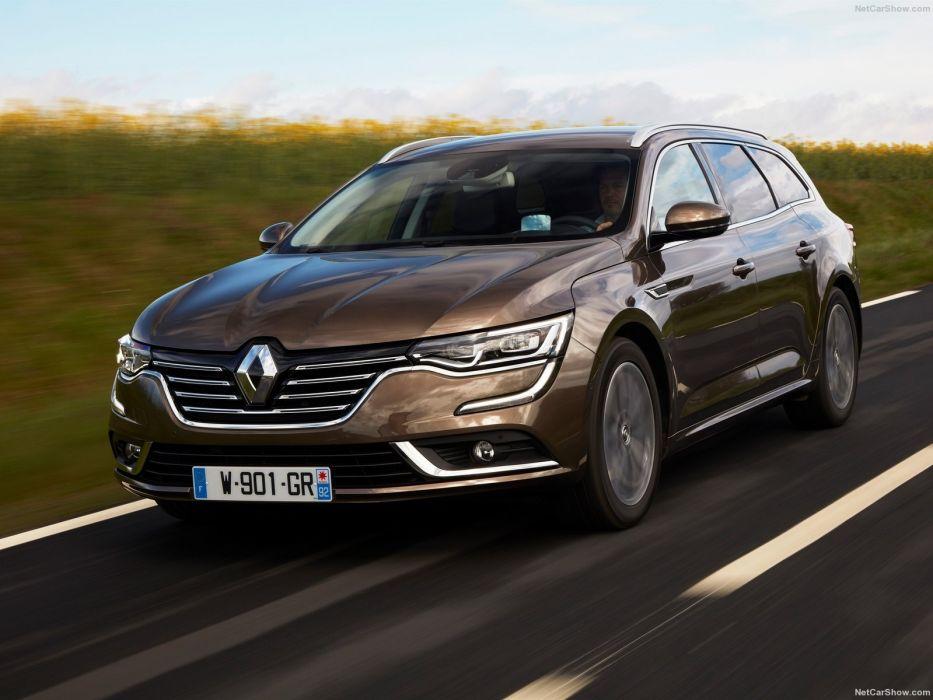 Renault Talisman Estate Wagon Cars 2016 Wallpaper 1600x1200