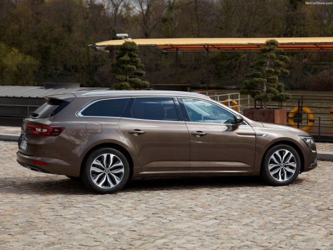 Renault Talisman Estate wagon cars 2016 wallpaper