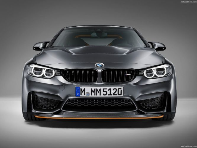BMW M4 GTS cars coupe 2016 wallpaper
