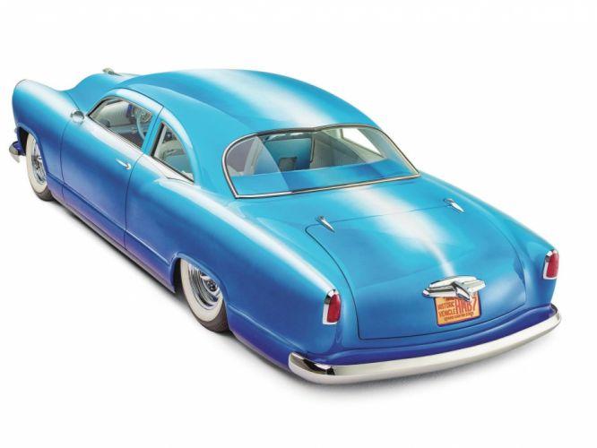 1951 Kaiser Manhattan Hoitrod ]Hot Rod Custom USA 1500x1000-03 wallpaper