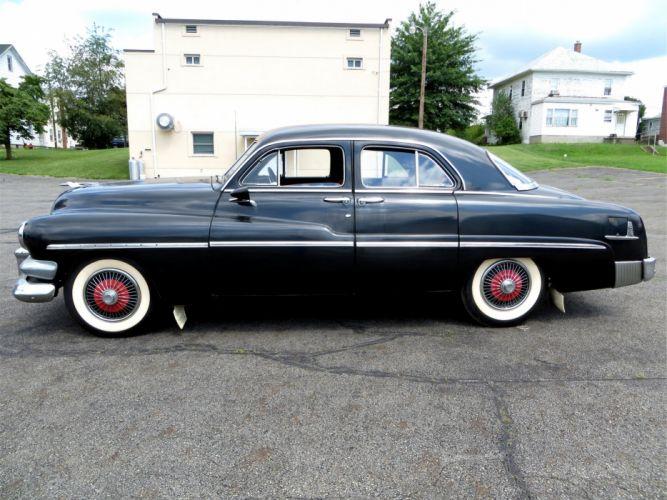 1951 Mercury Custom Kustom Hotrod Hot Rod USA 2800x2100-08 wallpaper