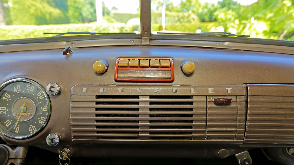 1952 Chevrolet 3100 Steve McQueen Custom Camper Pickup Classic Old Vintage Retro Original USA -03 wallpaper