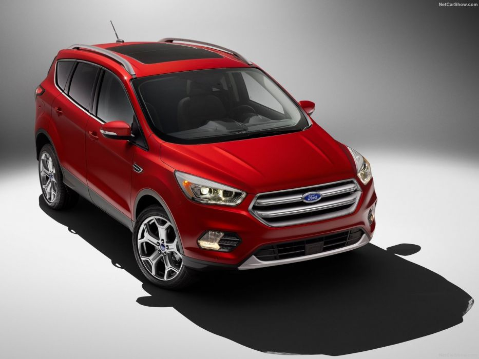 Ford Escape cars suv 2016 wallpaper