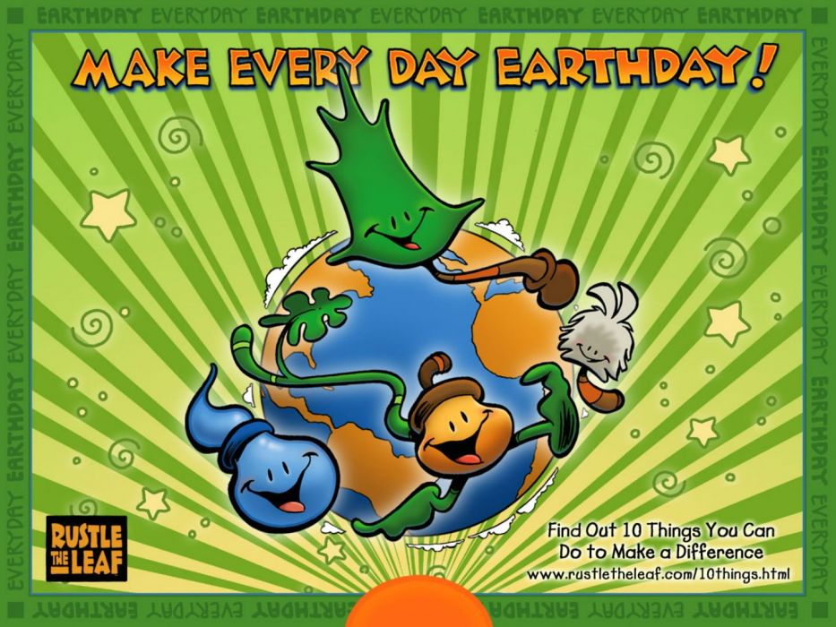 EARTH DAY nature earthday poster holiday spring april planet poster text quote wallpaper