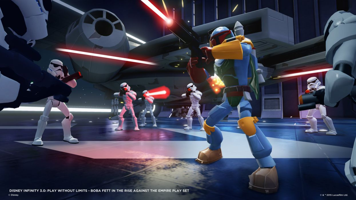 STAR WARS sci-fi action fighting futuristic series adventure disney wallpaper