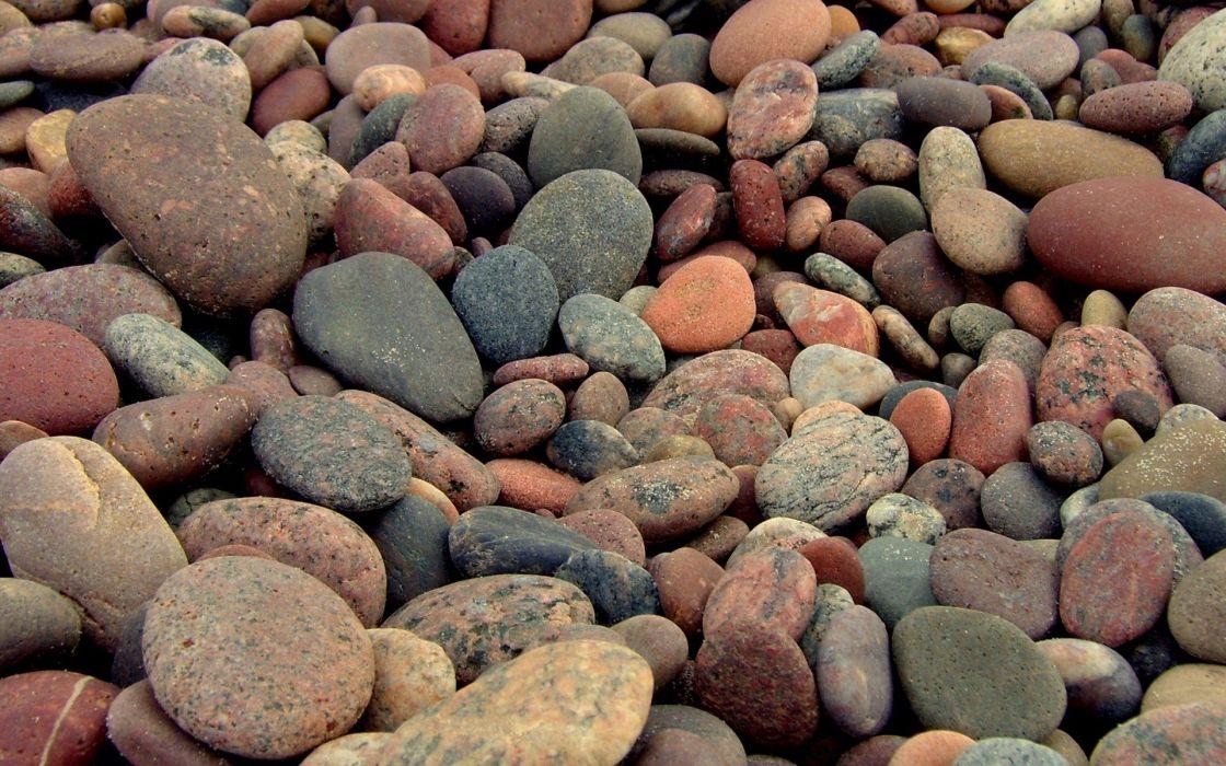 stones smooth mosaic allsorts wallpaper