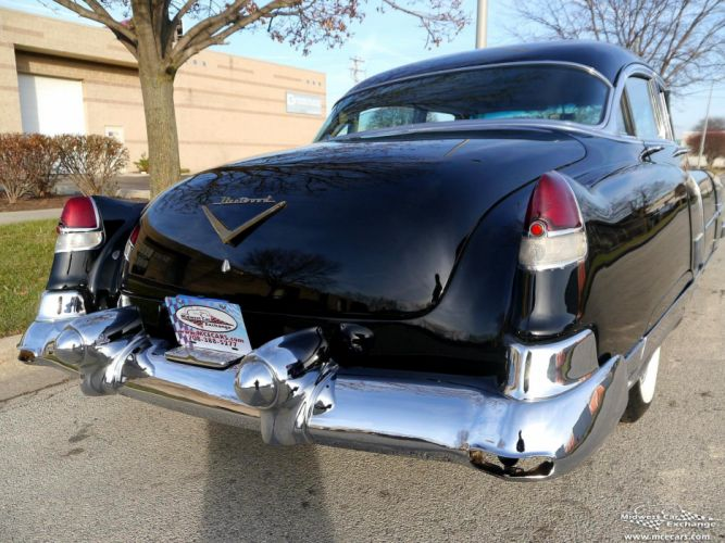 1953 Cadillac Fleetwood Series Sixty Classic Old Vintage Original USA -29 wallpaper