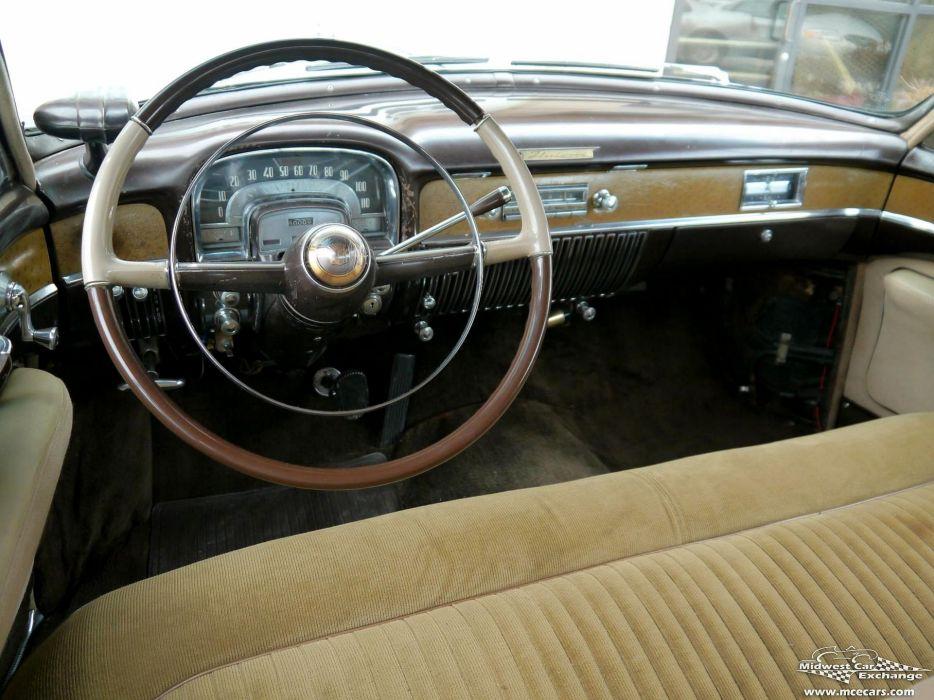 1953 Cadillac Fleetwood Series Sixty Classic Old Vintage Original USA -33 wallpaper