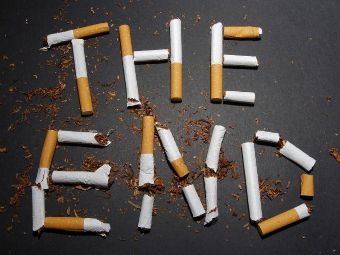 cigarette the end health wallpaper