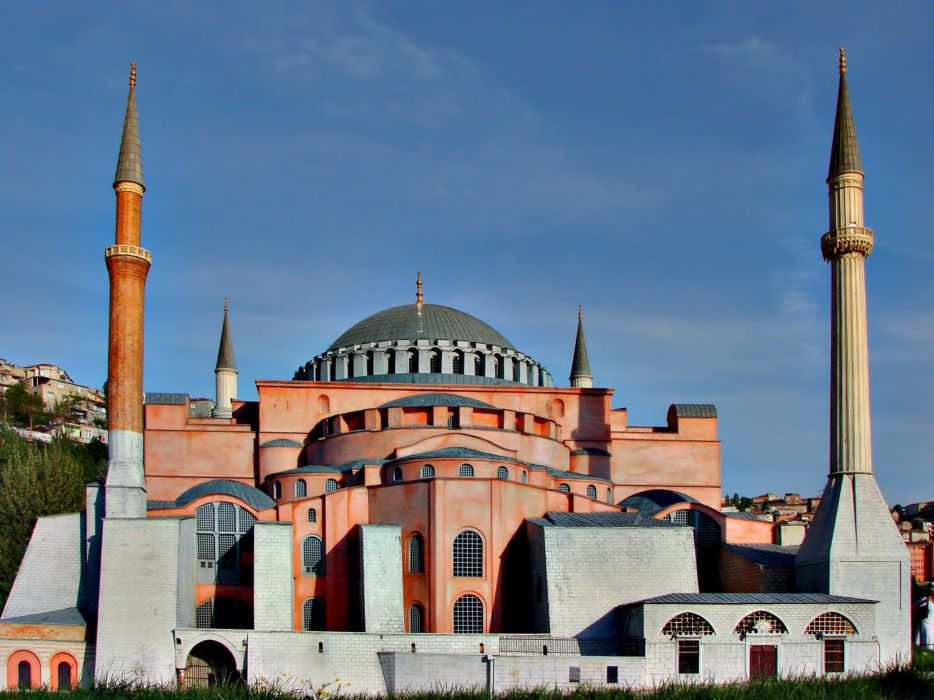 istanbul turkey museum tourist attractions city wallpaper