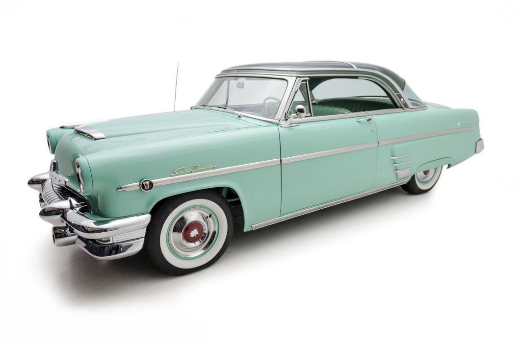 1954 Mercury Sun Valley Green Classic Original Old Vintege USA 1500x1000-02 wallpaper