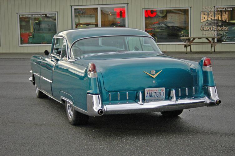 1955 Cadillac Coupe De Ville Coupe Hardtop Hotrod Streetrod Hot Rod Street USA 1500x1000-06 wallpaper