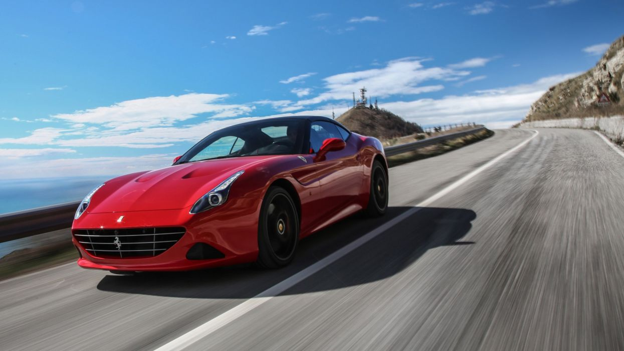 2016 Ferrari California T Handling Speciale cars convertible wallpaper