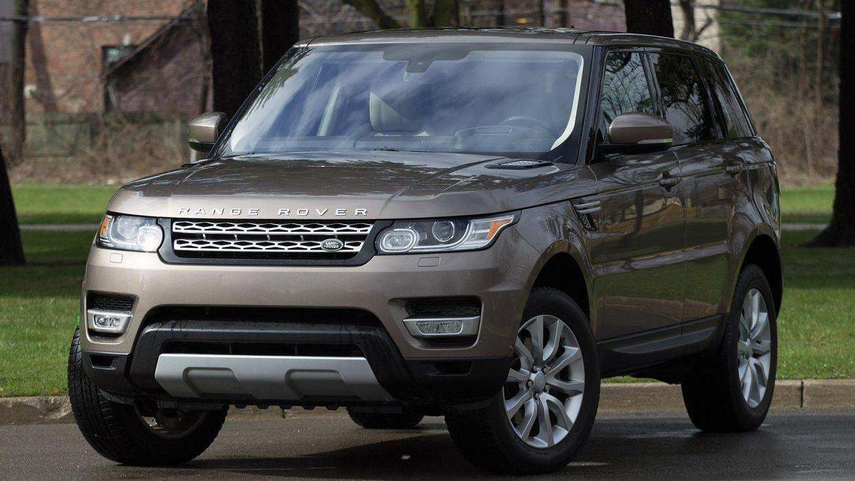 2016 Land Rover Range Rover Sport HSE Td6 cars 4x4 wallpaper