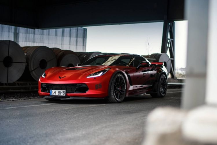 CHEVY Corvette Z06 BBM Motorsport cars modified wallpaper