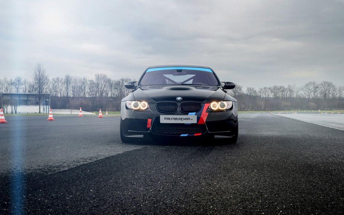 2012 MR Car Design BMW M3 E90 Clubsport wallpaper