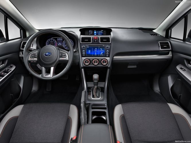 Subaru XV cars blue suv 2016 wallpaper
