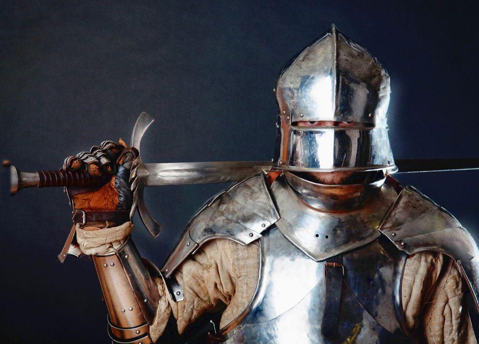 knight armor sword wallpaper